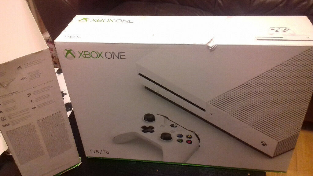 New console xbox one s 1TB | in Pitsea, Essex | Gumtree