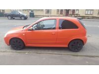 Corsa 1.2 dnt let mileage put u off solid car and starts first time