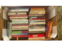Very exactly 212 books ! (novels mainly + others)