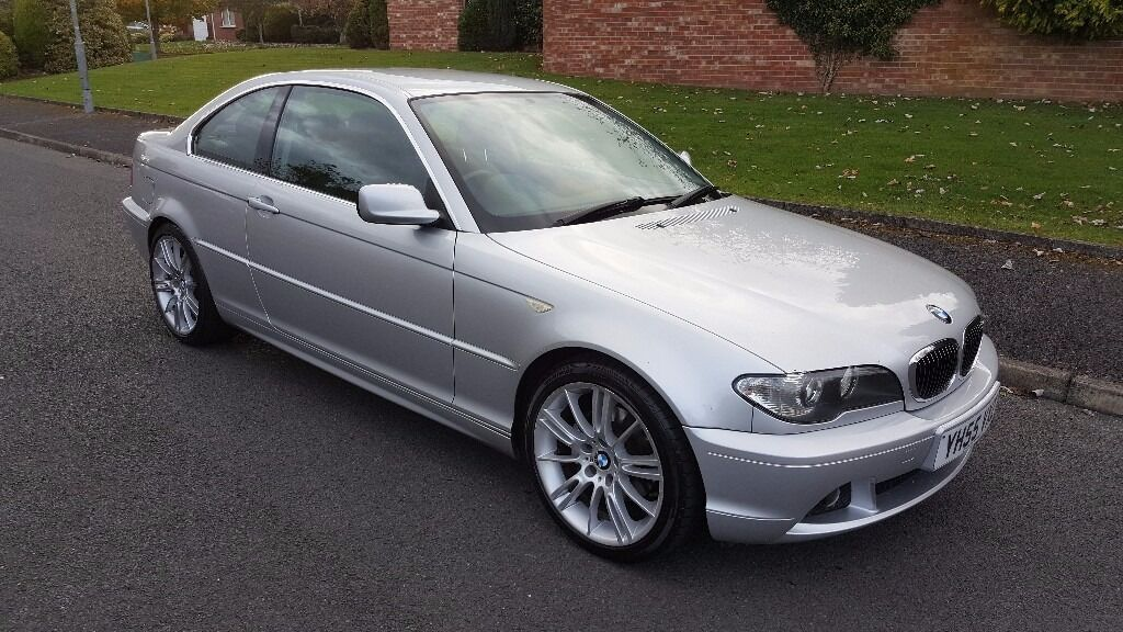 2005 bmw 325i coupe for sale 1 full year mot in dundonald belfast gumtree. Black Bedroom Furniture Sets. Home Design Ideas