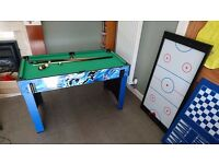 Multi-Function Games table