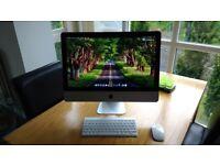Apple iMac 21.5 late 2013 i5 8gb 1TB Hard Drive