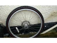 """26"""" wheel"""