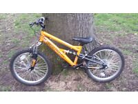 ***BOYS BIKE EXCELLENT CONDITION***
