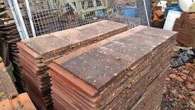 Redland 90 concrete roof tiles x 240