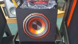 "Edge 10"" Car Subwoofers Brand New"