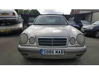 Mercedes E240 Elegance Auto 2.4 Classic Car 1998