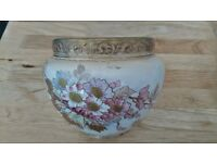 Royal Bonn c1890 bowl no chips or cracks hand painted