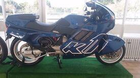 BMW K1 1992 Blue K 1 Classic