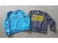 Kids designer jumpers