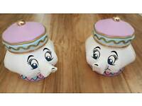 Mrs Potts 3D purses