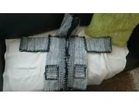 Bedouin wool coat