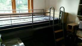 Steel frame Cabin bed