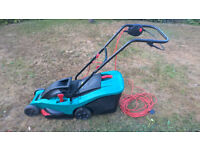 Bosch Rotak 37 Electric Lawnmower