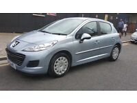 2010 PEUGEOT 207 DIESEL MINT CONDITION 0£ ROAD TAX PER YEAR FULLY SERVICED
