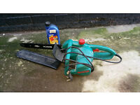 used electric Bosh Chainsaw