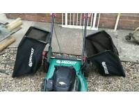 Qualcast 190cc self propelled lawn mower