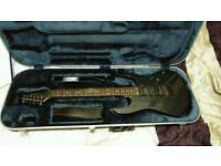 Ibanez RG1570PRESTIGE with hardcase and upgraded Seymour Duncan pickups