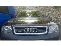 Audi allroad 2.5tdi auto. Gear fault