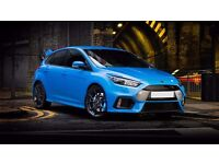Brand New Focus RS (£780 Less Than List Price)