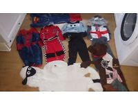 Boys Fancy dress age 5-6 years World Book Day bundle