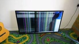 "Toshiba 50"" smart tv spares repairs"