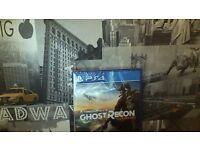 Ghost Recon (wildlands) for ps4