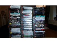 Massive PS3 Game Collection + Playstation 3 Console