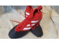 Kids football sock boots