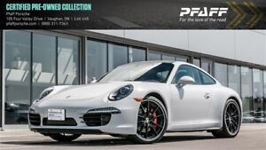 2015 Porsche 911 Carrera 4S Coupe PDK - 4.99% LEASE RATE
