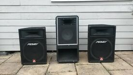Peavey speakers