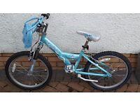 Girls Raleigh Diva 20 inch bike