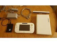 Nintendo Wii U + loads of games - Mario, Zelda, Pokemon etc - Fantastic Collection!