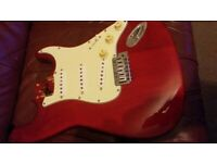 Stratocaster copy guitar body