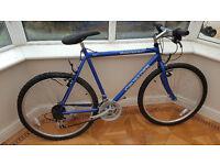 BRAND NEW- Unused- Large Monterrey Crusader 34.9 Carboferric Mountain Bike. £60 O.N.O
