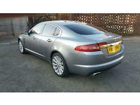 Jaguar xf 2008 2.7 diesel premium luxury px 730d 530d 520d cls x5 x3 320d a6 a5 a4 tray me