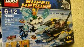 Lego DC super heroes 76000