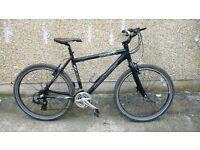 Claude Butler hybrid bike men's lightweight