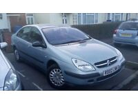 Citroën c5 2002 1.8, 1 owner from new, full years mot, service history and all receipts