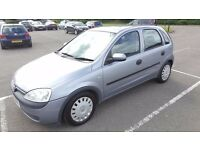 Automatic 2003 Vauxhall Corsa Club 1.2 16V Easytronic 5 Door 61000 Miles Only | Cards Accepted|
