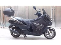 125cc motor scooter, Peugeot Citystar 2015, excellent condition