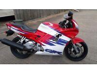 1994 Honda CBR600 - MOT'd (exhaust blowing)