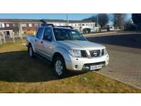 56 plate nissan navara dci outlaw plus £1500 for best swap offer