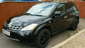 Nissan Murano 4x4. Outstanding condition.