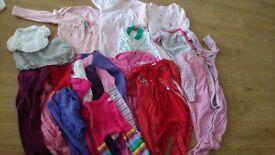 Baby girl 6-9 month bundle