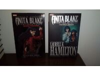 Marvel Anita blake Vampire hunter hardback comic book (adults)