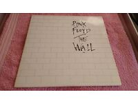Pink Floyd-The-Wall-Columbia-36183-2-Vinyl-LP-Album-Gatefold-Rare USA Copy