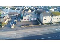 Investment property 70k income Offices & Apartments for sale or Rent Bridge Of Don Aberdeen AB238BX