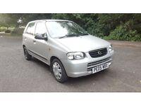2005 Suzuki auto 5door ,999cc ,Low mileage £30 Road tax