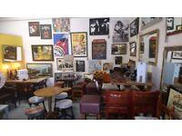 Pub furniture. Tables, chairs, stools etc